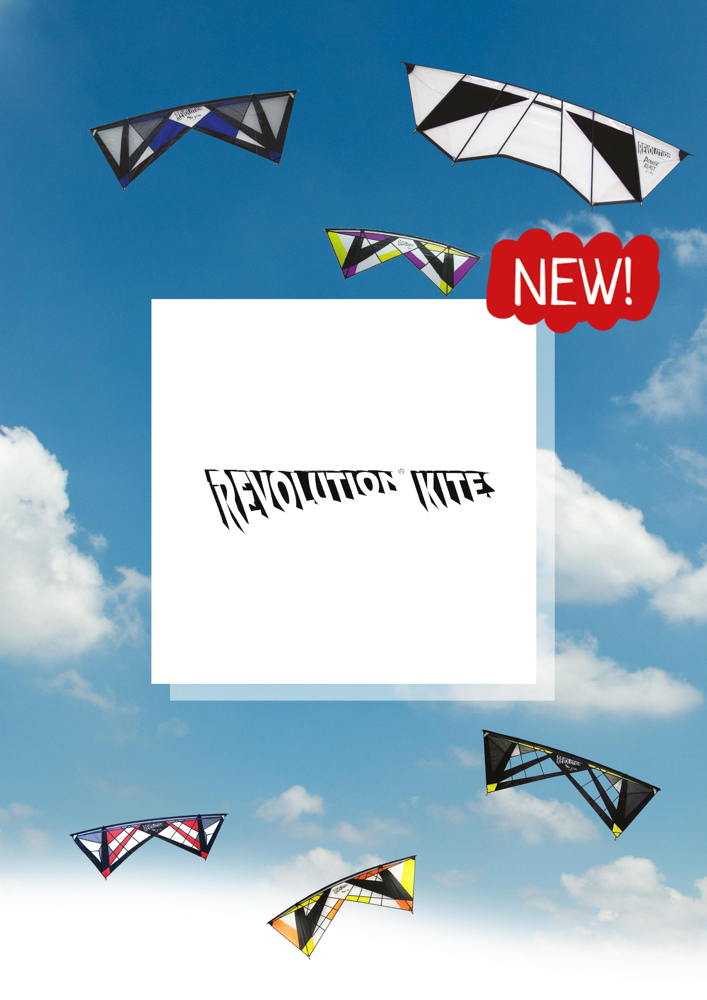 Couverture de Revolution Kite 2020