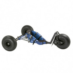 BUGGY LIBRE Dragster (inox)...
