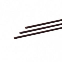 CARBONE JONC 3 mm/100 cm ECO