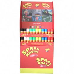SPRAY CHALK (display de 231...