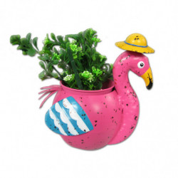 CACHE POT FLAMANT ROSE...