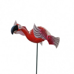 MOULIN FLAMANT ROSE SUR...