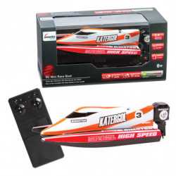 RC MINI RACE BOAT RED - 2,4...