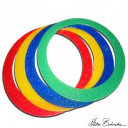 ANNEAU 32 cm (glitter)