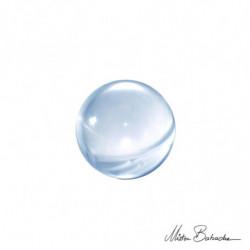 BALLE ACRYL 50 mm (Cristal)