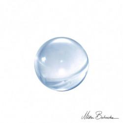 BALLE ACRYL 57 mm (Cristal)