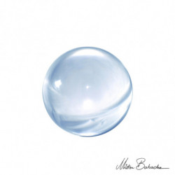 BALLE ACRYL 70 mm (Cristal)