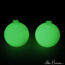 BALLES COMET P. (phospho nue)