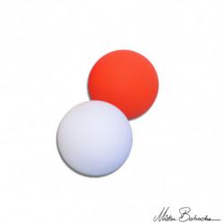 BALLE CONTACT 100 mm (Peach)