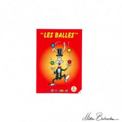 LIVRET BALLES     24 pages