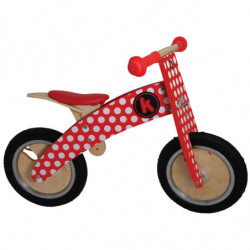 KIDDI MOTO KURVE RED DOTTY