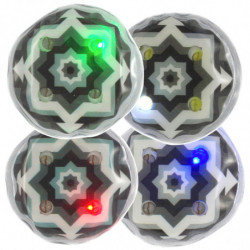 LED DECORATIVES (set de 4)...