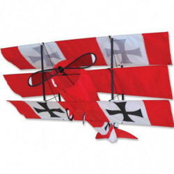 PK RED BARON TRI-PLANE KITE