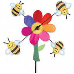 WHIRLIGIG - 13 IN. BUMBLE BEES