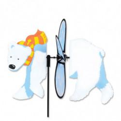 PK PETITE SPINNER - POLAR BEAR