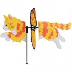 PK PETITE SPINNER - GINGER CAT
