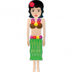 PK 13 FT. HULA GIRL