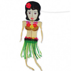 21 FT. HULA GIRL