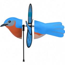 PK PETITE SPINNER - BLUE BIRD