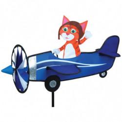PILOT PAL SPINNER - ORANGE CAT