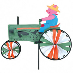 22 IN. PIG ON A TRACTOR