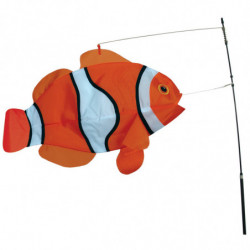 PK SWIMMING FISH CLOWN FISH