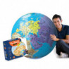BALLON GLOBE THE WORLD - 85 cm