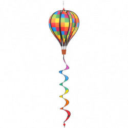 HOT AIR BALLOON TWIST PIXEL