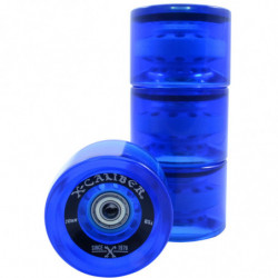 X-CALIBER ROUES BLEUES 70mm...
