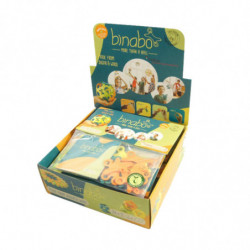 TICTOYS BINABO - DISPLAY DE...
