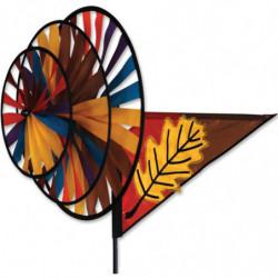 PK TRIPLE SPINNER - FALL LEAF