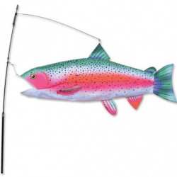 SWIMMING FISH - RAINBOW TROUT