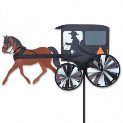 26 IN. HORSE & BUGGY