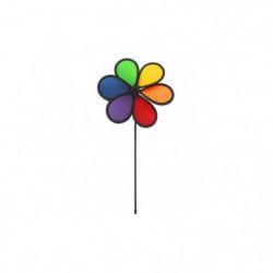 Girouette FLEUR - 6 palles-...