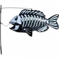 SWIMMING FISH - FISH BONES